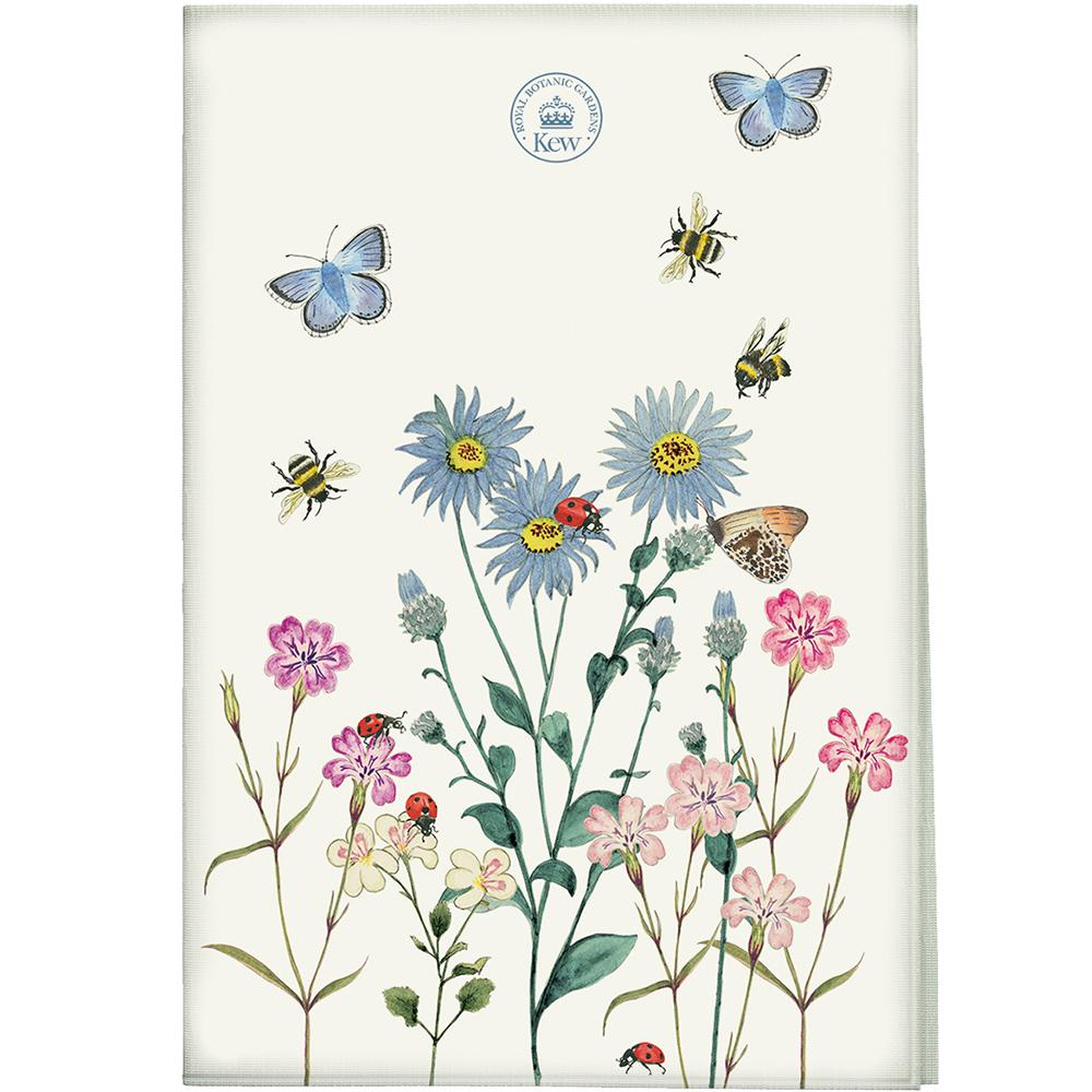 《CreativeTops》Kew纯棉布巾(花园瓢虫)