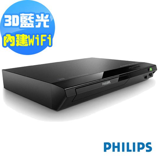 PHILIPS飛利浦3D藍光無線同步播放機 BDP2385