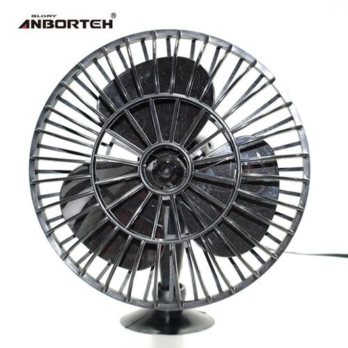 5吋(吸盤式)二段式車用風扇
