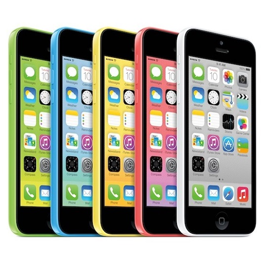 【行動電力組】Apple蘋果 iPhone 5c 16GB