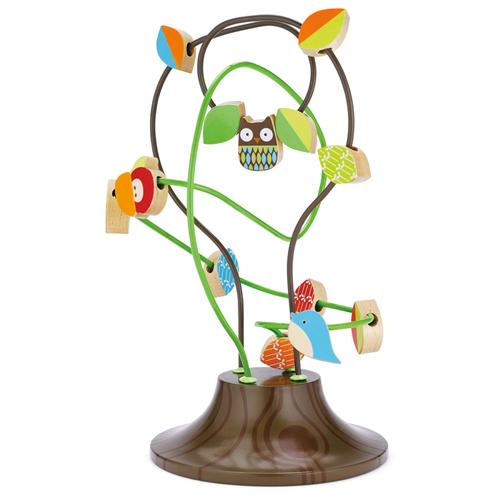 《TOMA•TOMA》串珠樹益智玩具