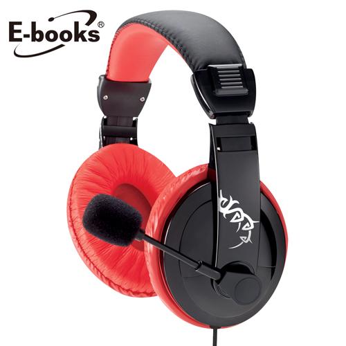 E~books S48電競頭戴耳機麥克風
