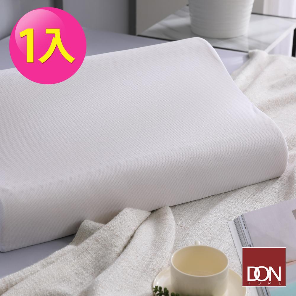 【DON】波浪型人体工学乳胶枕-一入