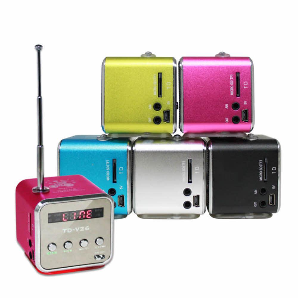 音樂響叮噹108 USB插卡式MP3音響喇叭