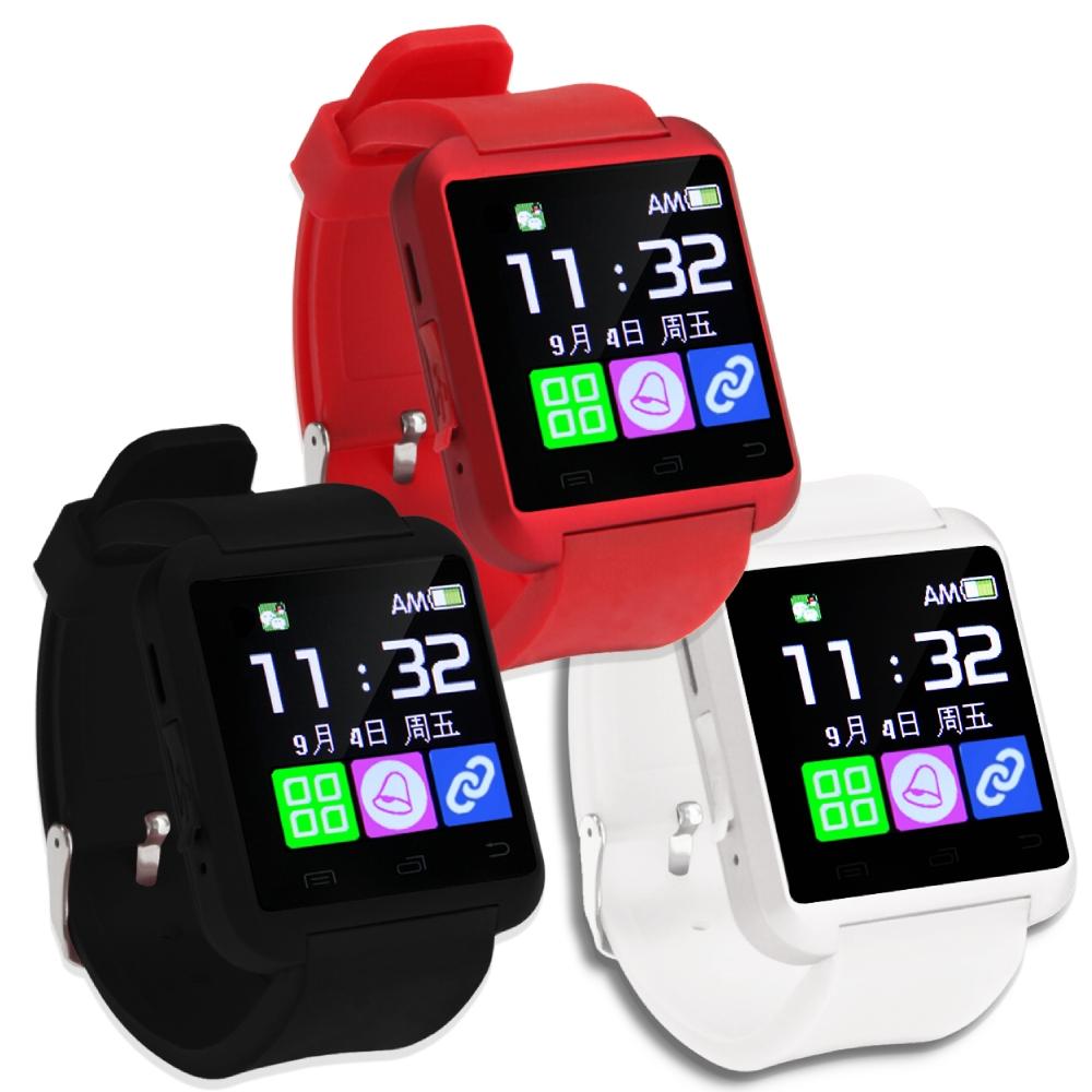 【IS愛思】WA-01 藍牙智慧手錶