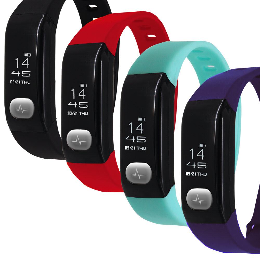 HO12 运动心率健康管理智慧手环