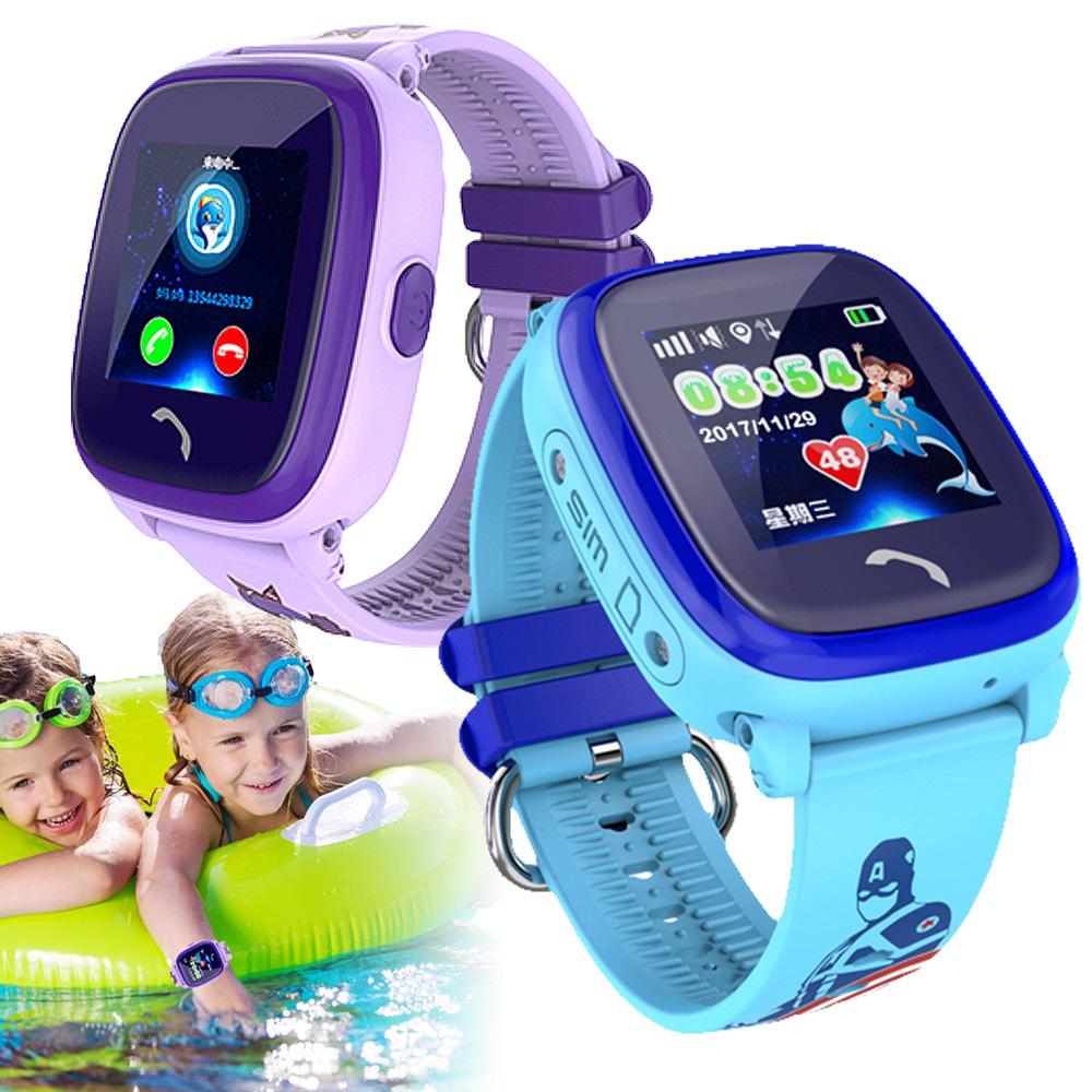 【IS愛思】GW-06 兒童定位監控防水智慧手錶