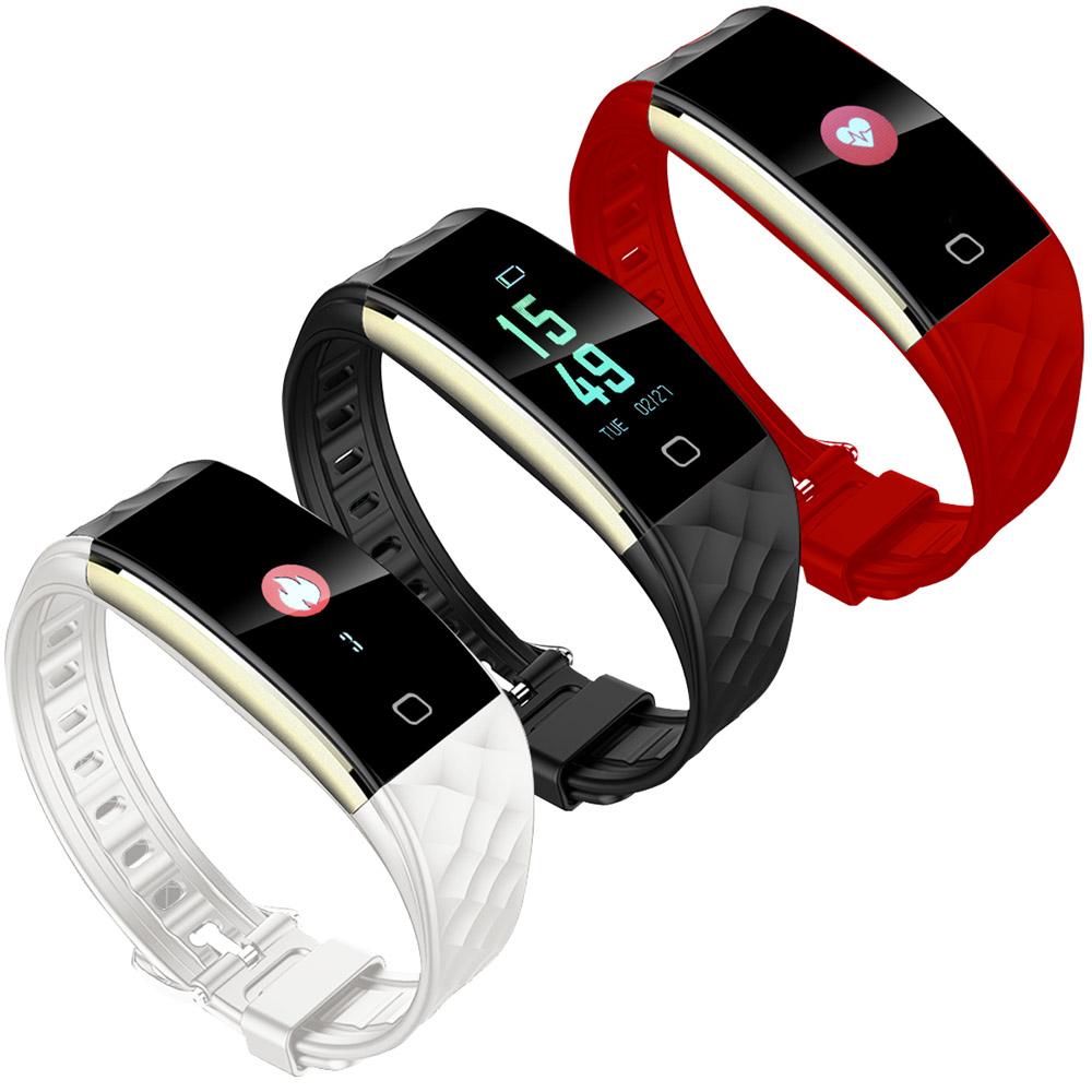 【IS爱思】HO21 彩色显示屏心率运动蓝牙智慧手环
