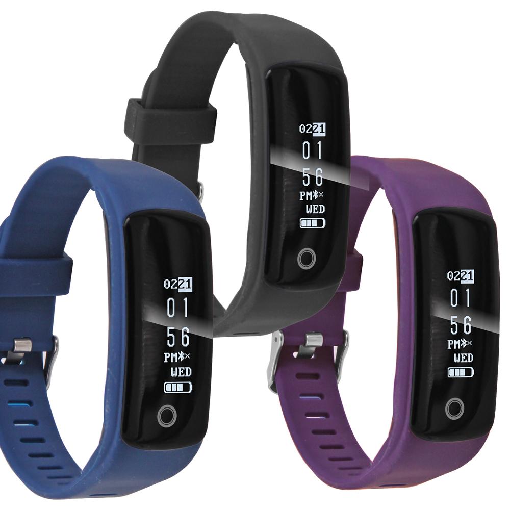 【IS愛思】HO20 NFC感應機能運動心率智慧手環