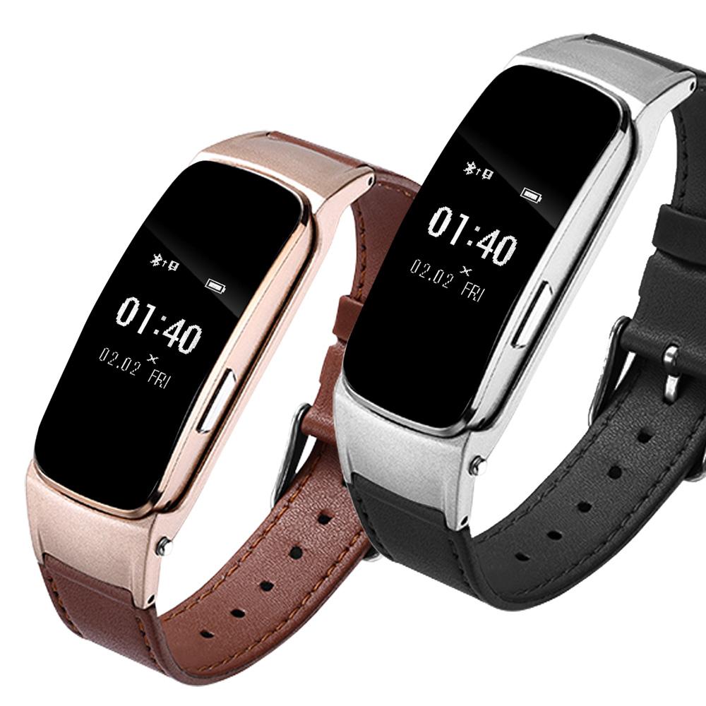 HO8 通话耳机款心率运动智慧手环