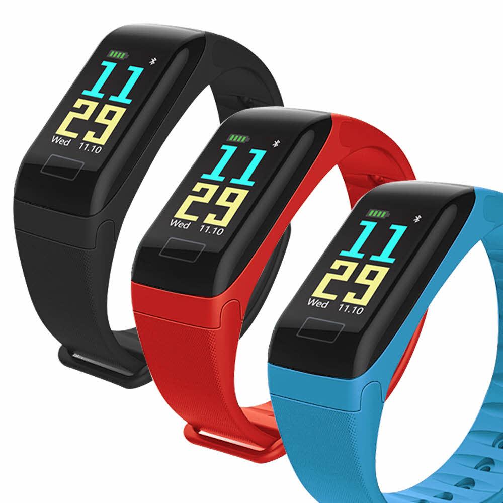 【IS愛思】HO18 彩色螢幕心率運動智慧手環