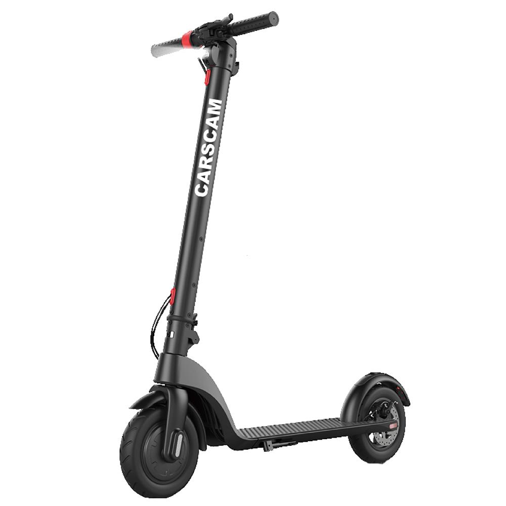 【CARSCAM行車王】F9 9吋抽取式電池智慧電動滑板車