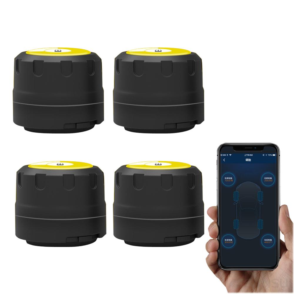 TP-V11 胎外型APP式汽車胎溫胎壓偵測器