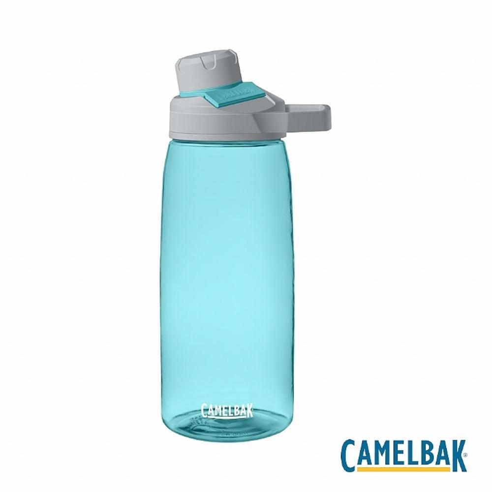 CAMELBAK CHUTE MAG 1000ML 户外运动水瓶 BPF-FREE(玻璃蓝)