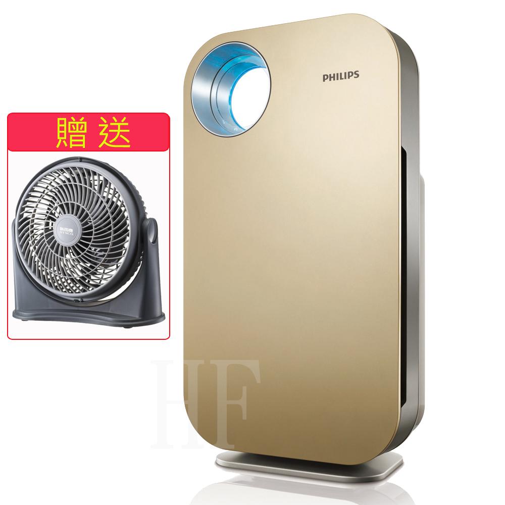 送牛頭牌鍋+噴霧*飛利浦PM2.5高效濾淨空氣清淨機 AC4076