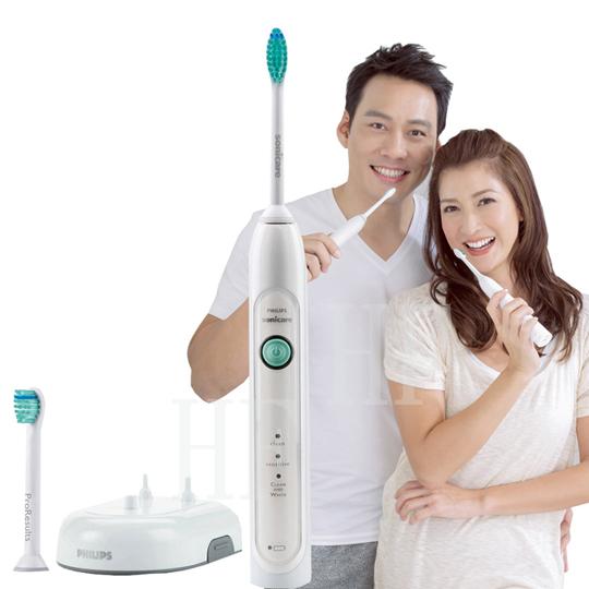 ★(超值二入組) 飛利浦Sonicare Healthy White音波震動牙刷HX6732