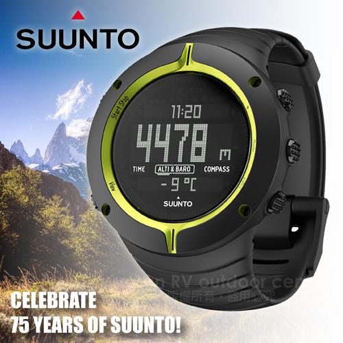 【SUUNTO】Core Anniversary Edition 75周年紀念表.運動登山錶.氣象錶.自助旅行錶.釣魚錶_ SS016932000