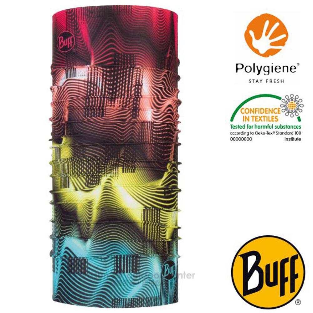 【西班牙 BUFF】Coolnet UV 超輕量彈性透氣魔術頭巾(吸溼排汗+抗菌除臭)_119354 恩典之路