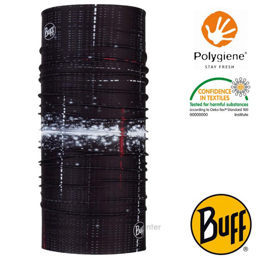 【西班牙 BUFF】Coolnet UV 超輕量彈性透氣魔術頭巾(吸溼排汗+抗菌除臭)_119349 輕盈腳步