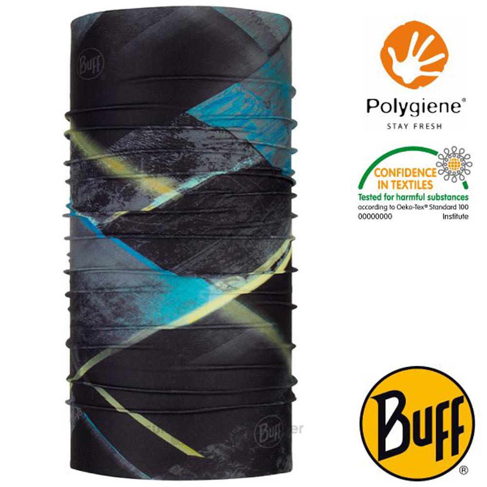 【西班牙 BUFF】Coolnet UV 超輕量彈性透氣魔術頭巾(吸溼排汗+抗菌除臭)_119363 璀璨星空