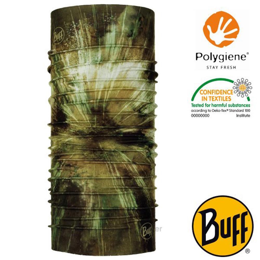 【西班牙 BUFF】Coolnet UV 超輕量彈性透氣魔術頭巾(吸溼排汗+抗菌除臭)_119361 深陷泥沼
