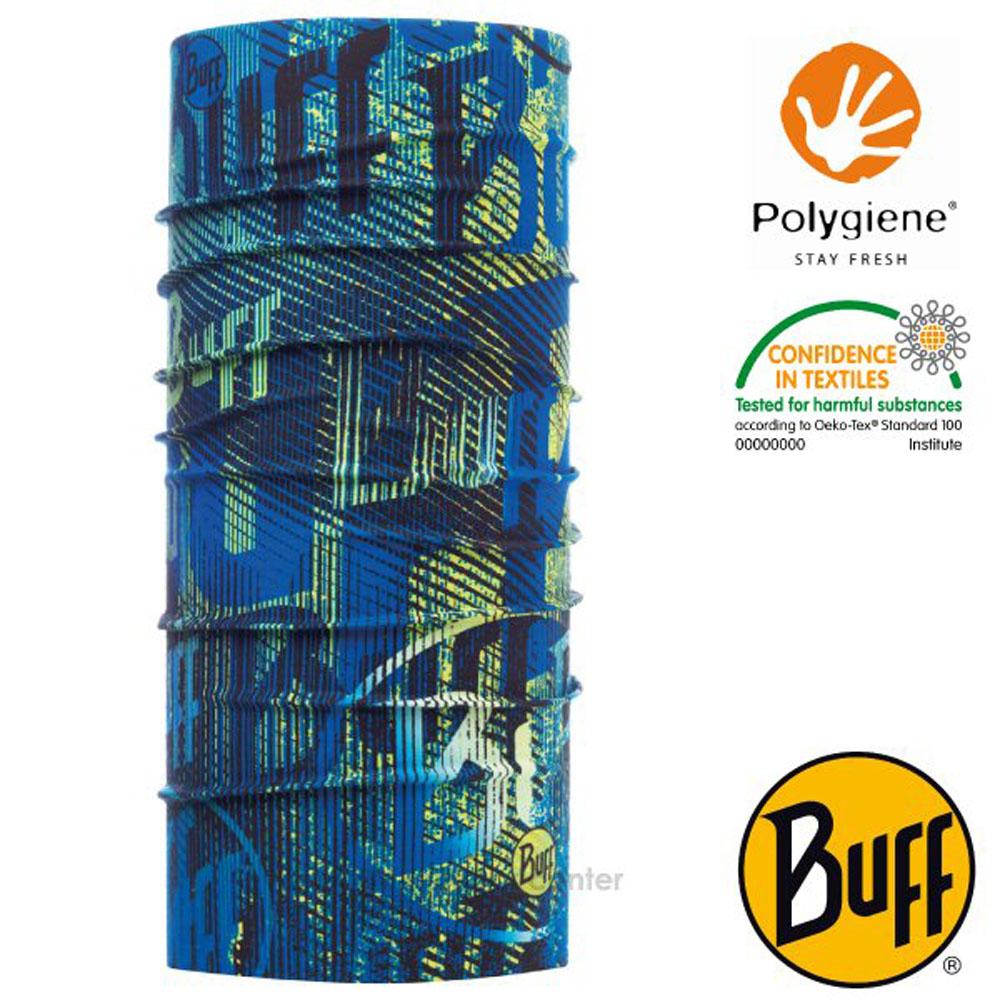 【西班牙 BUFF】Coolnet UV 超輕量彈性透氣魔術頭巾(吸溼排汗+抗菌除臭)_119357 快閃極客