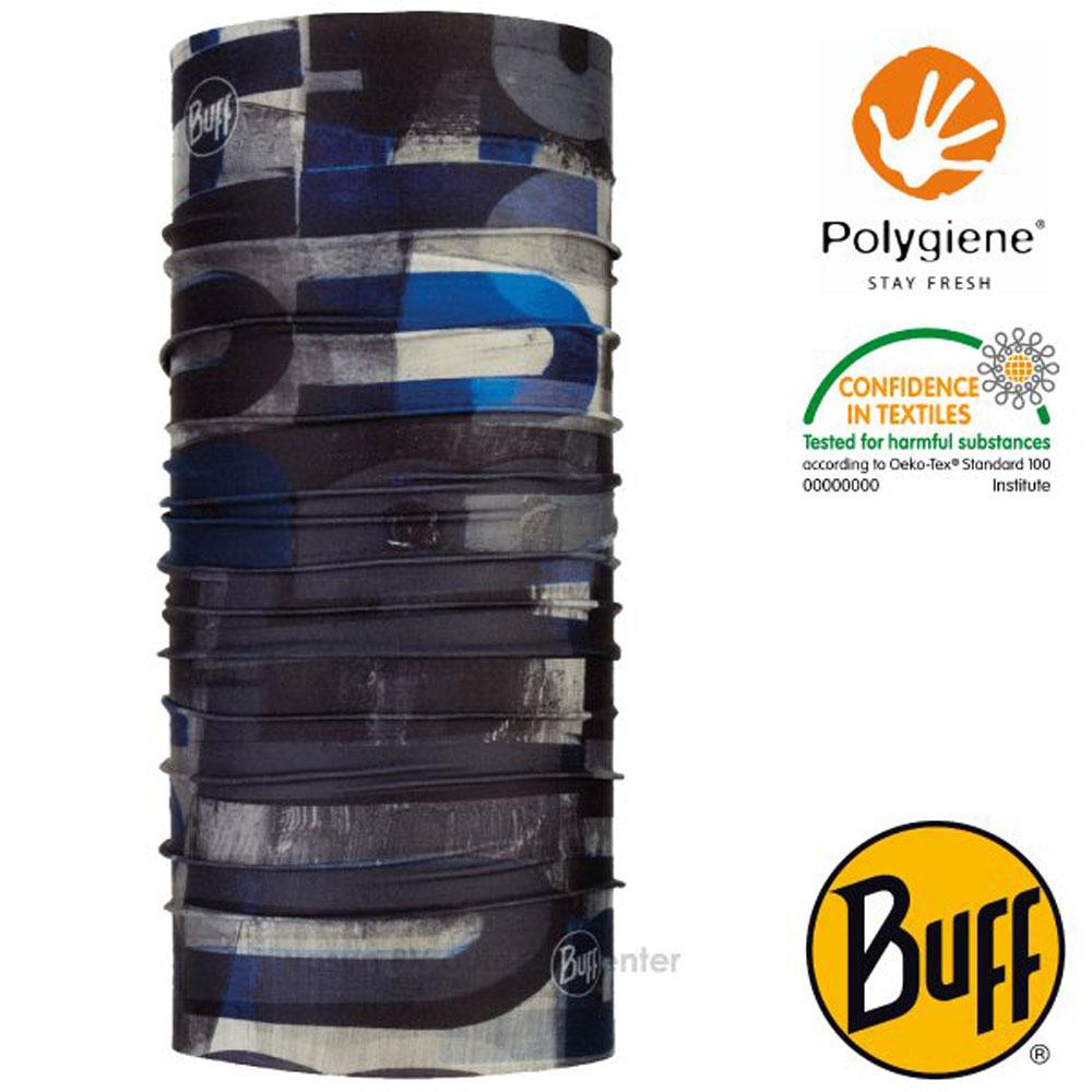 【西班牙 BUFF】Coolnet UV 超輕量彈性透氣魔術頭巾(吸溼排汗+抗菌除臭)_119362 冷漠都市