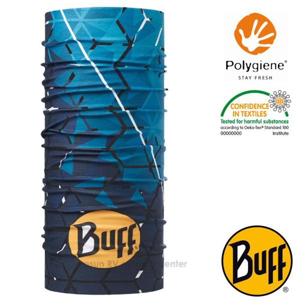【西班牙 BUFF】Coolnet UV 超輕量彈性透氣魔術頭巾(吸溼排汗+抗菌除臭)_120118 菁英BUFF