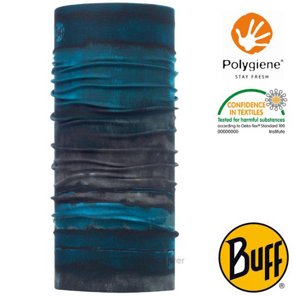 【西班牙 BUFF】Coolnet UV 超輕量彈性透氣魔術頭巾(吸溼排汗+抗菌除臭)_119364 秘境漂流