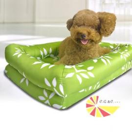 【凱蕾絲帝】自然元氣太空記憶寵物時尚床墊-大 80*50*5CM