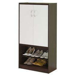 【洛克】時尚雙門高鞋櫃