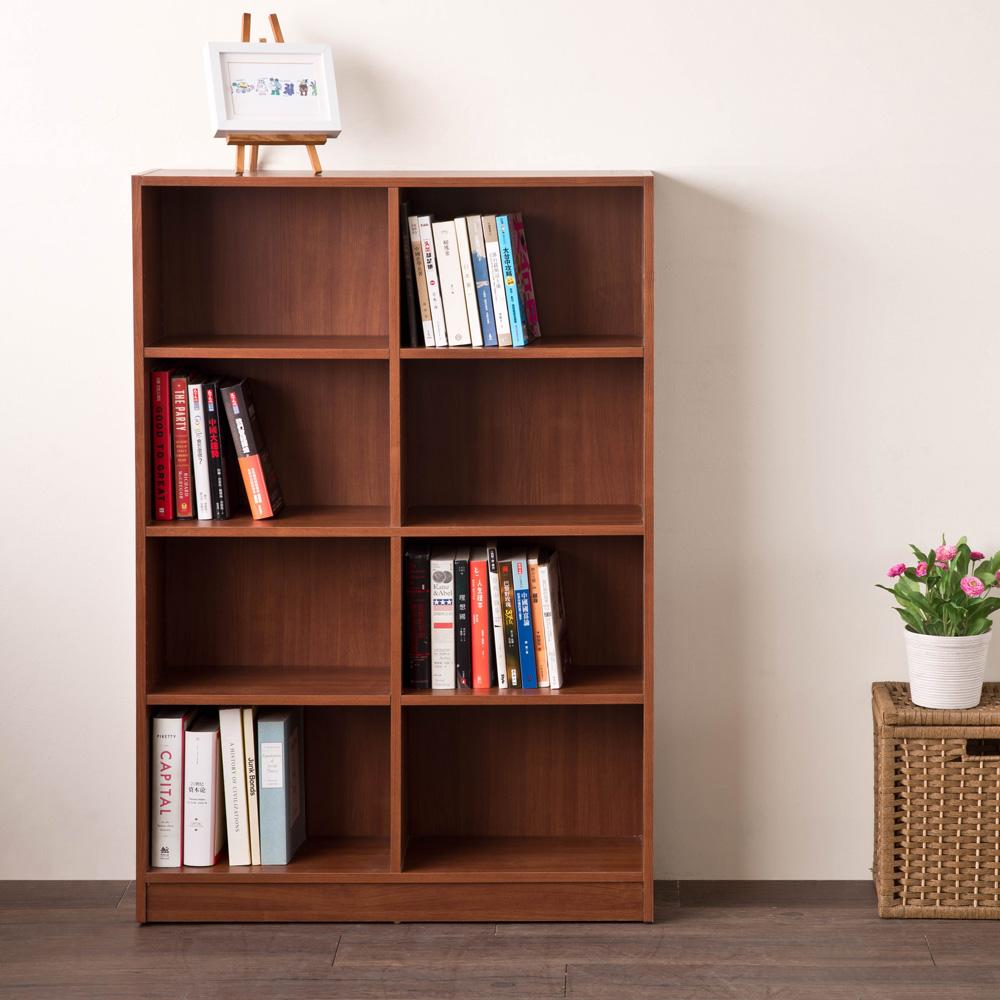 【洛克】居家八格書櫃/收納櫃