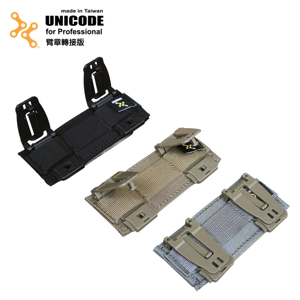 UNICODE Holder Panel 臂章转接版