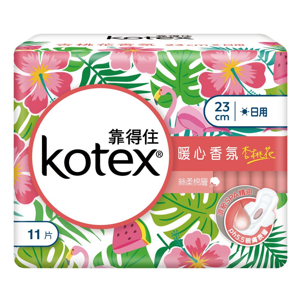 靠得住暖心香氛杏桃花日薄23cm 11片x8包