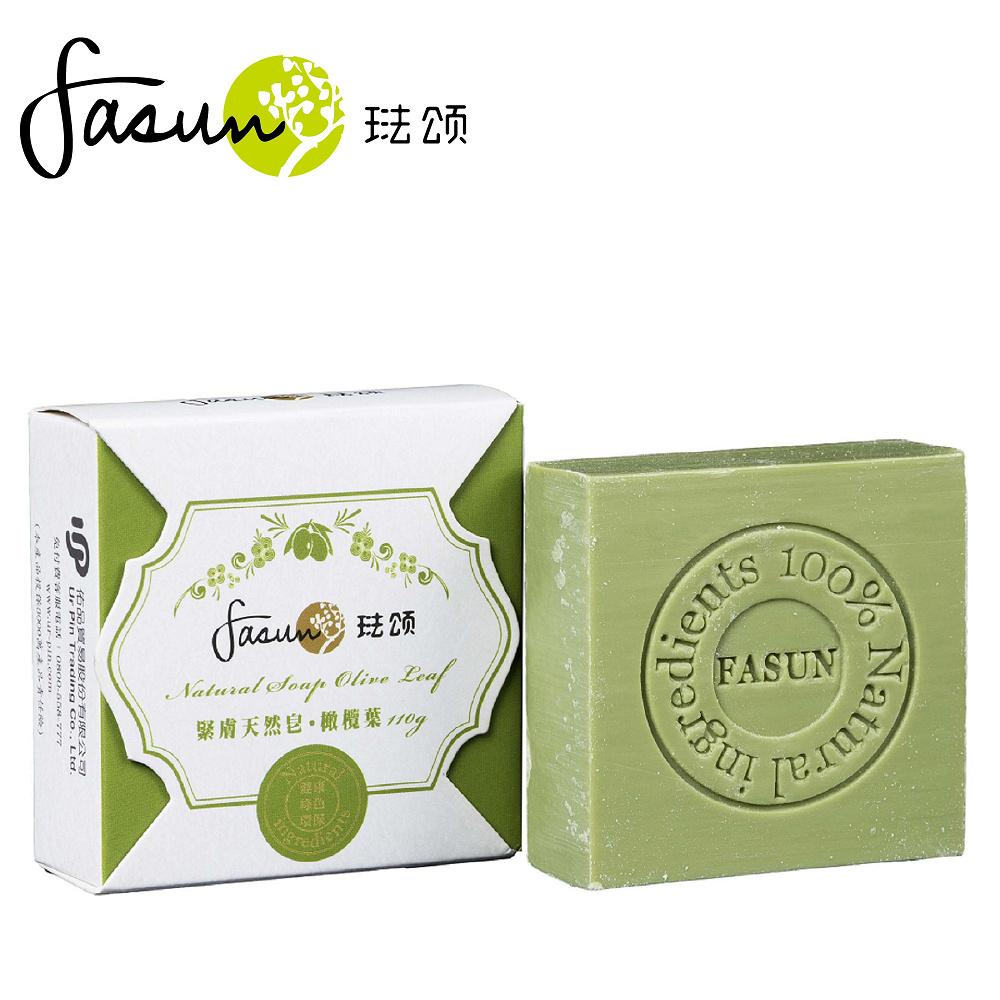 FASUN琺頌-緊膚天然皂-橄欖葉 110g / 1個