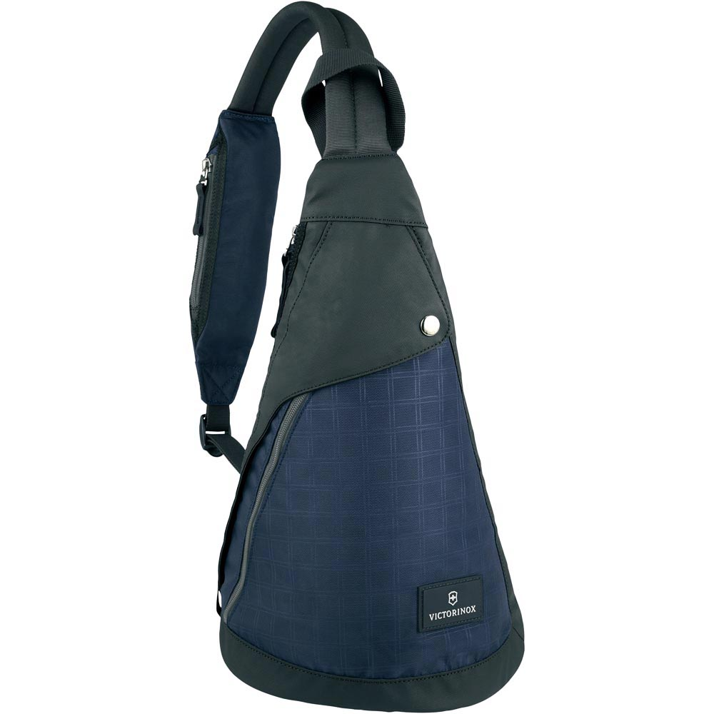victorinox 瑞士维氏altmont 3.0时尚单肩背包-蓝 601438