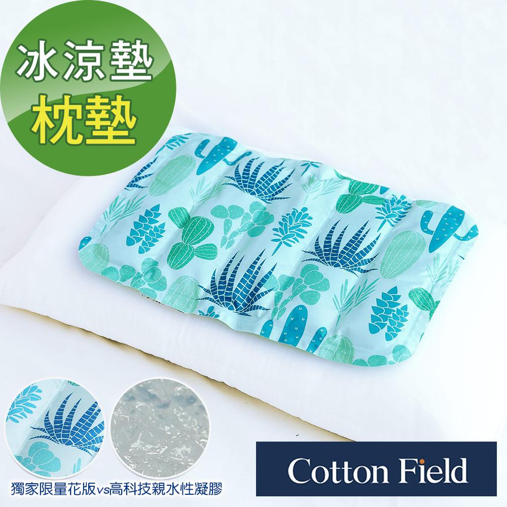 棉花田【绿洲】酷凉冷凝枕垫万用垫(30x45cm)