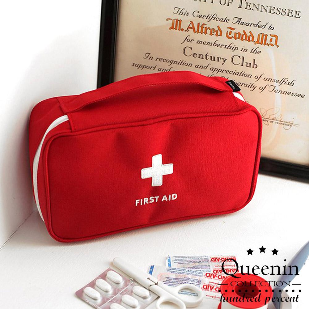 DF Queenin - 小护士手提式急救收纳包-共2色
