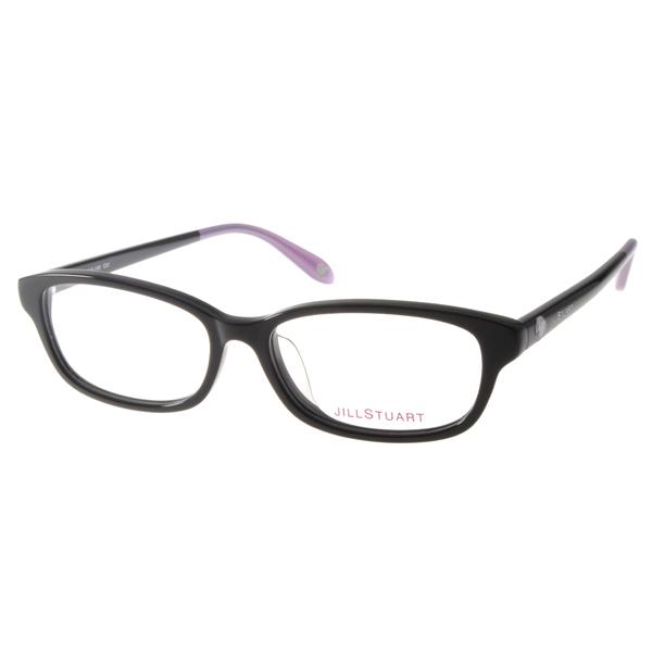 JILL STUART眼镜 梦幻逸品/黑-紫#JS60053 C01