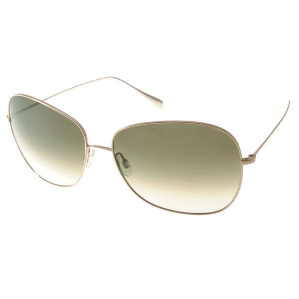 OLIVER PEOPLES太阳眼镜 率性百搭/金#ELSIE 4360