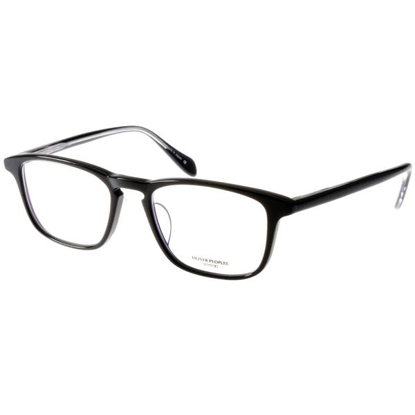 OLIVER PEOPLES眼镜 简约百搭/黑#LARRABEE-P 1005
