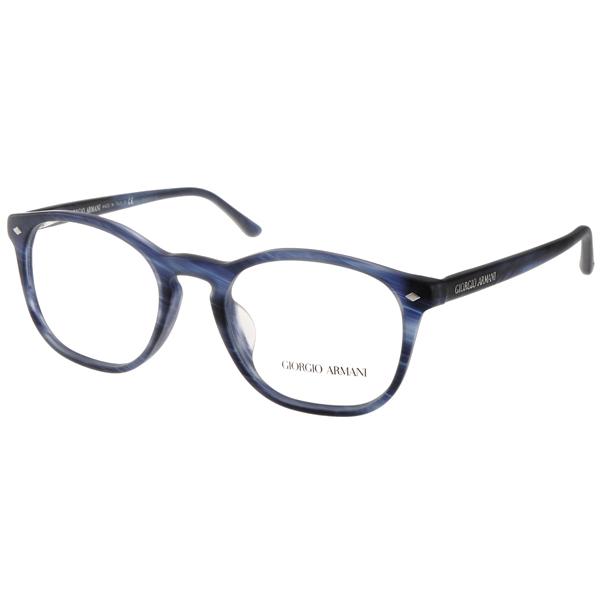 GIORGIO ARMANI眼镜 简约经典/蓝 #GA7074F 5402