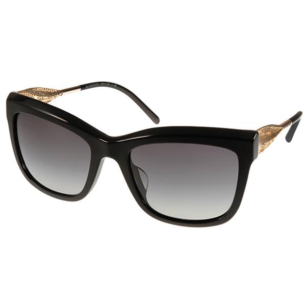 BURBERRY太陽眼鏡 Gabardine系列經典女款/黑 #BU4207F 30018G價格