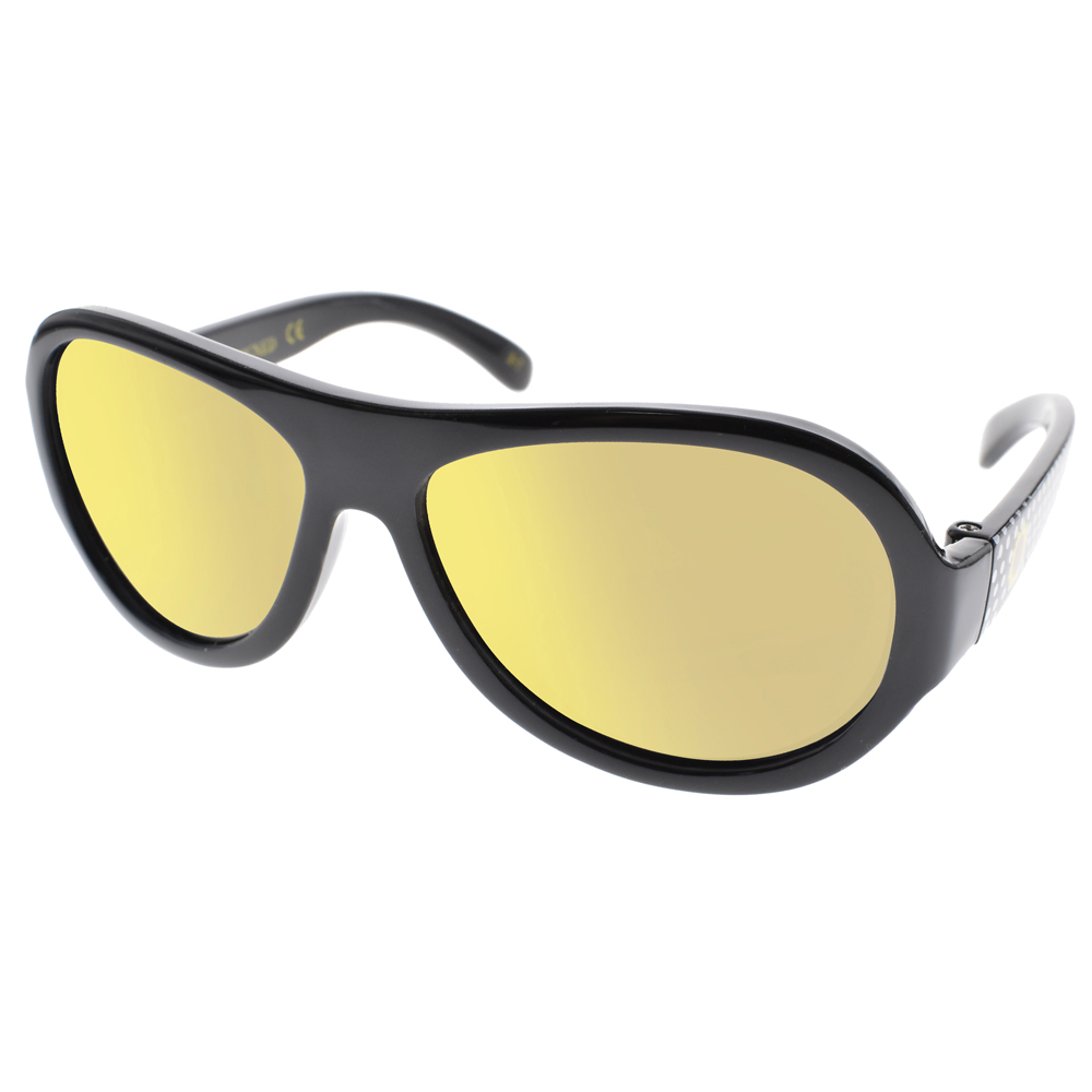 SHADEZ 儿童太阳眼镜 无毒可弯折设计/黑 #SH15SHZ3 C49