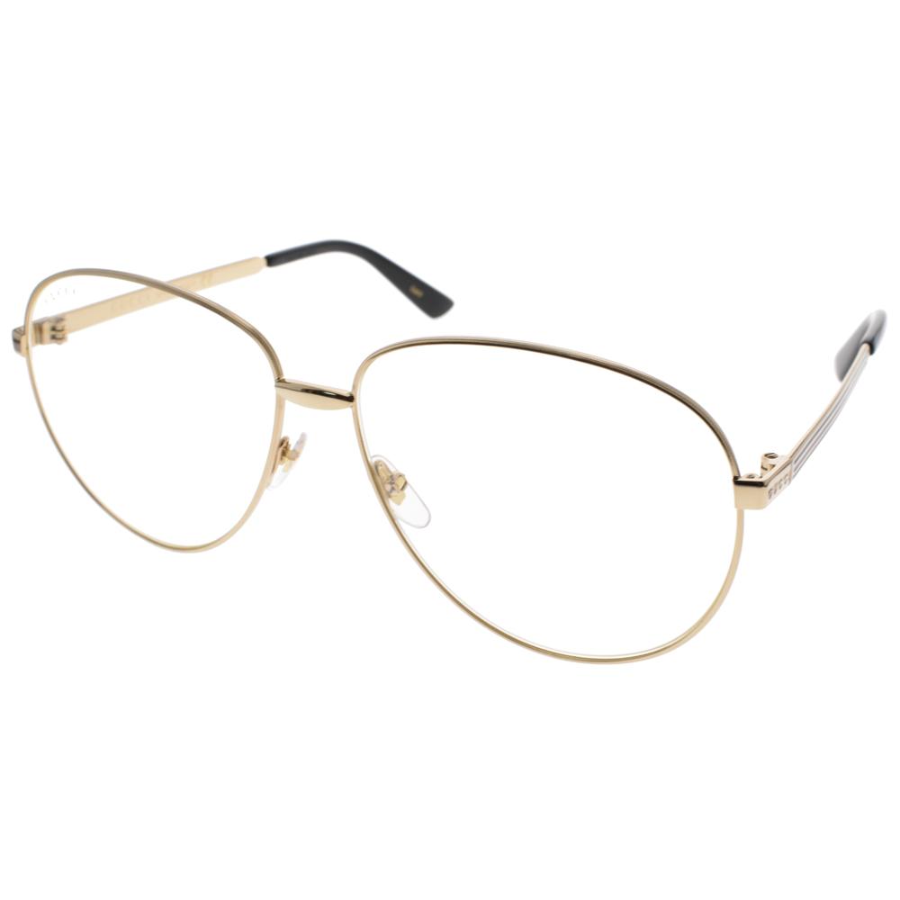 GUCCI 眼镜 明星热销广告款/金#GG0138S 003