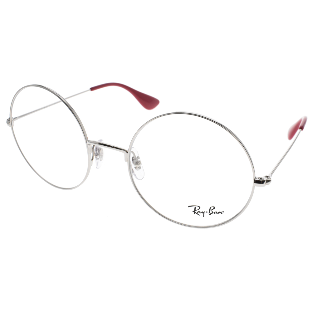 RAY BAN眼镜 潮流热销经典大圆款(银) #RB6392 2501
