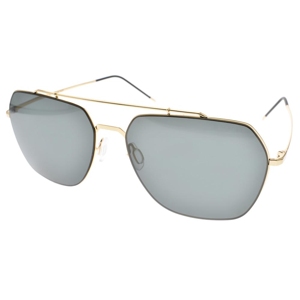 SEROVA 偏光太阳眼镜 简约率性飞官款(金) #SS9008 C01