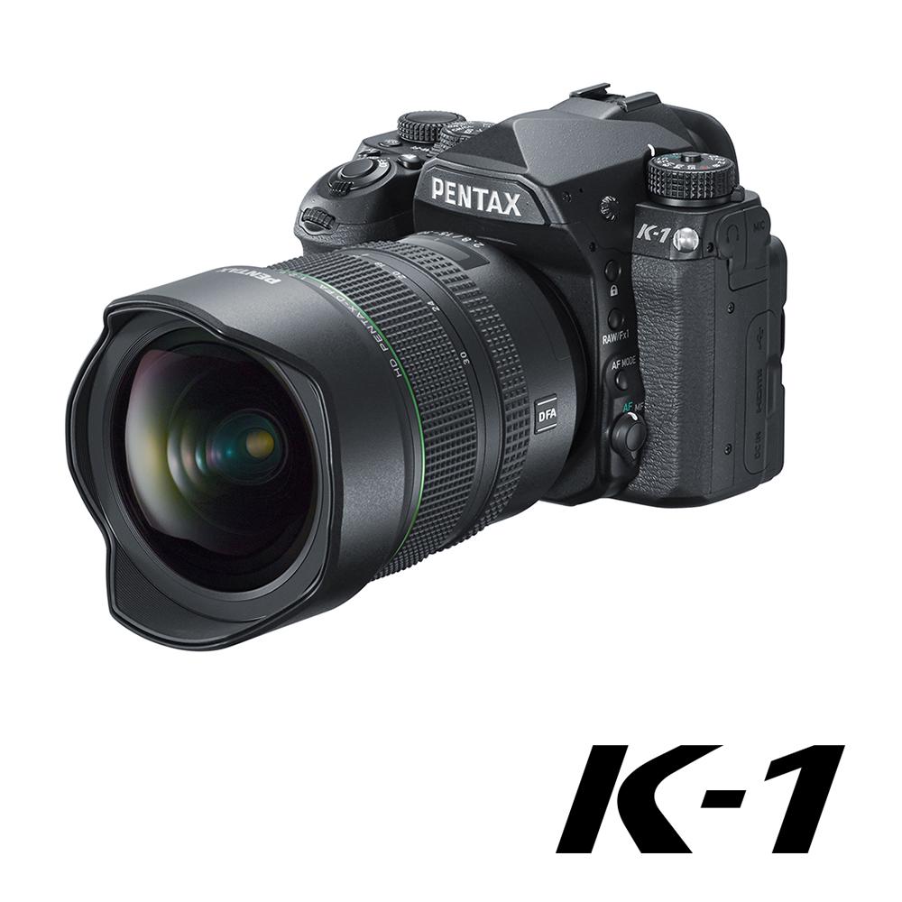 PENTAX K~1 HD DFA 15~30 2.8 全片幅單鏡組^( 貨^)