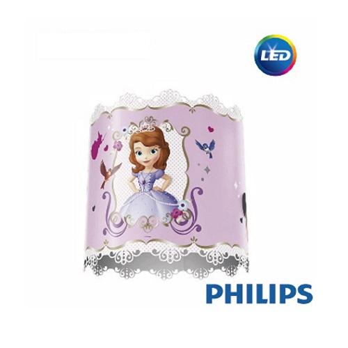 【飛利浦PHILIPS】迪士尼單頭吊燈-蘇菲亞公主 71751