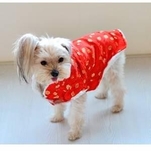 韩国妹【ts01020612】超可爱中国风旗袍装宠物狗衣服